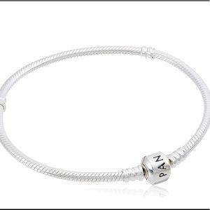 Authentic Original SterlingSilver Pandora Bracelet